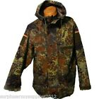 GERMAN ARMY GORETEX JACKET WATERPROOF FLECKTARN LIGHTWEIGHT VINTAGE FISHING