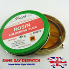 ROSIN CYNEL UNIPRESS Co 45g 1-5pcs  Soldering Flux Colophony Hard Paste #A47