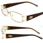 594d2070895 Mens Womens DG Eyewear Clear Lens Frame Eye Glasses Rectangular Designer  Fashion