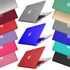Hard Case Shell Keyboard Cover For Macbook Pro 13 Air 13 11 Pro 15 Retina