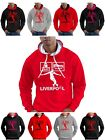Eat Sleep Liverpool Football Hoodie Sweatshirt Mens Boys Girls Hooded Top