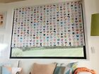 Louvolite Beep Beep nursery BLACKOUT ROLLER BLINDS - straight edge made to size