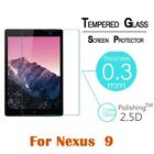 """9H Tempered Glass Screen Protector Cover For 8.9"""" Google Nexus 9 Tablet Film"""