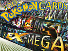 Pokemon TCG 100 Card Lot EX or MEGA EX ULTRA RARE FULL ART HOLO Cards Guaranteed
