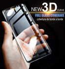 Premium Full Coverage Tempered Glass Screen Protector Guard fr Samsung Galaxy S7