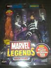 Marvel Legends Series V 5 Spanish VHTF FOIL variants DISCOUNT LOOK RED SKULL