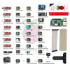 SainSmart 37 in 1 Sensor Module Kit: GPIO, Breadboard, Raspberry Pi, Box DELager