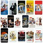 Retro 007 James Bond Movie Posters Gift Flip Case Cover iPhone 4 4s 5 5s 6 6Plus £9.95 GBP