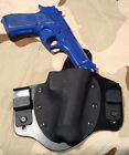 MTO HOLSTER for Beretta IWB leather kydex
