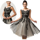 Amazing Cheap Tulle Ball Gowns Cocktail Evening Prom Bridesmaids Formal Dress
