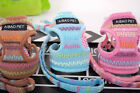 Soft Breathable Mesh Chest Plate Dog Harness and Lead Set For Chihuahua Poodle