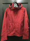 """VOLCOM """"SHELL"""" SNOWBOARD JACKET W/HOOD (RED (SMALL) KIDS COAT YOUTH"""