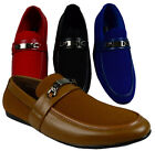 MEN'S GIOVANNI SHOES DRESS LOAFER CASUAL SLIP-ON PROM FORMAL WEDDING