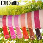 KLEANCOLOR DUO-ability Color Stick For Lips or Cheeks Choose 1 out of 6 shades