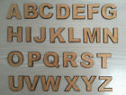 Wooden Craft Alphabet Letters & Numbers Shapes Laser Cut MDF 6 mm thickness Wood
