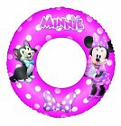 Bestway 56cm Minnie Mouse Pink Swim Ring Cute Design (91040)