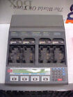 cadex c7000-1 battery analyzer interchangeable slots has 4 slots mpa loc#a783