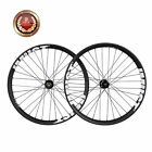 IMUST Carbon MTB Wheelset 27.5er Plus 50mm Wide 15x110 /12x148mm UD Matt