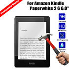 9H Tempered Glass  Screen Protector Flim For Amazon Kindle Paperwhite 2 6 6.0""