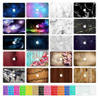 """Rubberized Hard Cases Shell +Keyboard Cover for Macbook Pro 13/15"""" Air 11/12/13"""""""