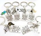 Keyring- DAD,Any man can be a Father...Football,fishing,Fathers day gift,stepdad