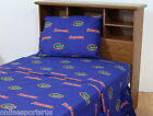 Florida Gators Sheet Set Twin Full or King Size White or Color