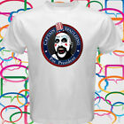 New Captain Spaulding for President Men's White T-Shirt Size S to 3XL