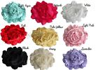 "1 YARD 2.5"" Lace Vintage Solid Shabby rose flower Hair Headband - Choose Colors"