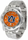Auburn Tigers Watch  Anochrome Color Dial Ladies or Mens