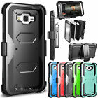 Samsung Galaxy Core Prime G360 Stand Holster Case Skin Built-in Screen Protector