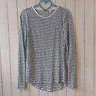 BN CR Country Road Winter 2016 Women's 100% Linen Stripe T-Shirt XXS,XS,SML,XL