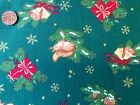 100% Cotton Christmas Fabric by Metre & Fat Quarters Festive Craft Sewing X77