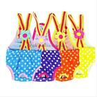 Female Pet Dog Pants Suspender Braces Menstrual Sanitary Nappy Diaper Underwear
