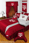 Texas A&M Bed in a Bag Twin Full Queen King Size Comforter Set