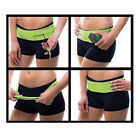 Flip Style waistband exercise Fitness and Running Belt for mobile cash keys Card image