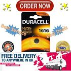 Duracell 1616 3v Lithium Batteries CR1616 DL1616 - BUY MORE PAY LESS