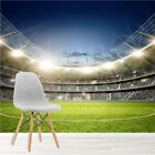 Football Stadium Wall Mural Football Soccer Photo Wallpaper Boys Bedroom Decor