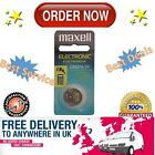 Maxell 2016 Batteries Lithium Button/Coin Cell CR2016 Battery- BUY MORE PAY LESS