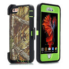 NEW! CAMO DEFENDER Series iPhone 6s Case iPhone 6 Case w/ Belt Clip Holster