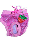 Female Pet Dog Puppy Diaper Pants Physiological Sanitary Short Panty S /M /L /XL