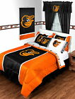 Baltimore Orioles Comforter & Sheet Set Oriole Bird Twin Full Queen King Size
