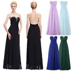 Plus Size New Long Vintage Evening Prom Party Formal Dress Masquerade Ball Gowns