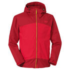 Jack Wolfskin AIRROW JACKET MEN XL XXL rot grau Wetterschutzjacke red dark steel