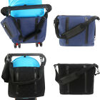 Fancy Baby Diaper Nappy Changing Bag Handbag Messenger W/ Free Purse Diaper Pad
