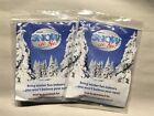 Fake Artificial Fluffy Snow Powder Instant Snow To Go Decor 1 Gal Just Add Water