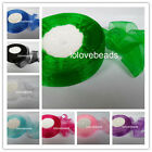 "50/100Yards 3/4"" 19MM Organza Ribbon Bow Wedding Party Favor Gift DIY Crafts"