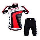 New Bike/Bicycle Outdoor short Cycling suit  Jersey &Pants Comfortable Hot  2016
