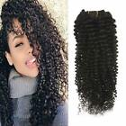10inch-26inch 100% Virgin Human Hair Afro Kinky Straight Clip in Hair Extension