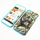 For Apple iPod Touch 5th Gen Hybrid 2-in-1 Cover Case Wild Duck