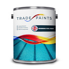 Swimming Pool Paint - Chlorinated Rubber - Fish Pond Paint